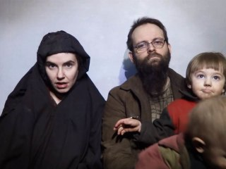 Caitlan Coleman and Family Leave Pakistan After Hostage Ordeal