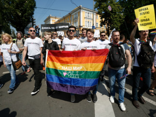 Eastern Europe's Transgender Community Fights Stigma, 'Unconscionable' Laws