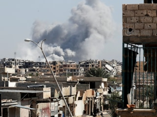 War on ISIS: Civilians to Be Evacuated from Raqqa, Says U.S.-led Coalition
