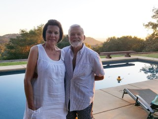 Couple Married 55 Years Jump in Pool to Survive California Fire; She Dies in His Arms