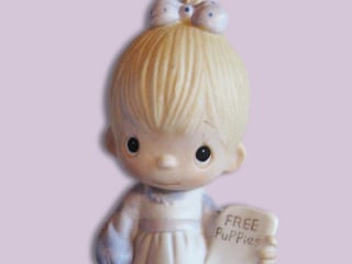 Your Precious Moments figurine could be worth thousands