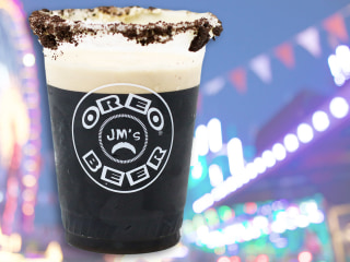 The State Fair of Texas is serving up a creamy Oreo-flavored beer