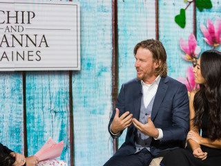 Chip and Joanna Gaines get real about marriage rumors during TODAY interview