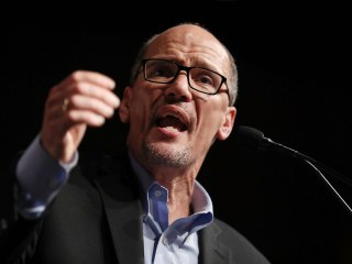 DNC Chief Rebuilds a Broken Party Organization