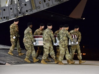 Niger Ambush Came After 'Massive Intelligence Failure,' Source Says
