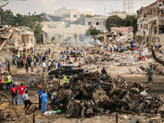 Somalia Bomb Attack Killed Two U.S. Citizens, State Department Says