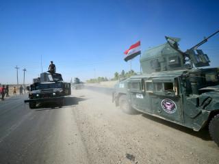 Iraq Aims to Retake Kirkuk; Kurds Cite 'Lots of Casualties'