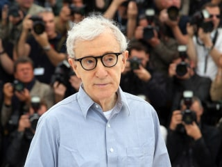 Woody Allen's Weinstein Comments Example of 'Men Protecting Men,' Activist Says
