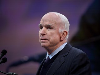 McCain Condemns 'Half-Baked, Spurious Nationalism' in Speech