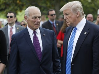 Trump: Ask Gen. Kelly if Obama Called When His Son Died