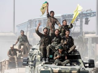 Battle for Raqqa: U.S.-Backed Forces Reclaim Syrian City From ISIS