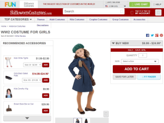 Halloween Retailer Pulls Anne Frank Costume After Backlash