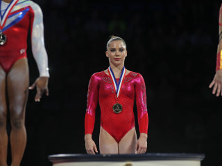 McKayla Maroney Says Dr. Larry Nassar Molested Her in #MeToo Post