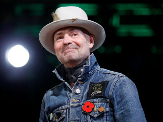 Gord Downie, The Tragically Hip Lead Singer, Dies at 53