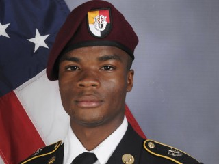 Army Sgt. La David Johnson fought to end after ambush in Niger