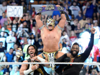 'Fight For It': WWE Cruiserweight Champ Recalls Humble Beginnings as Driven Chicago Student