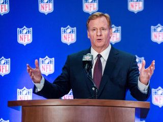 Goodell Hails 'Unprecedented' Talks as NFL Players, Owners Meet