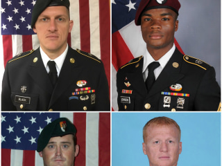 Pentagon Sends Team to Niger to Find Out What Went Wrong