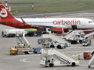 Air Berlin Pilots Investigated After Performing Risky Farewell Maneuver
