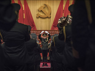 China's People's Congress: Grand Scenes and Tiny Moments in Beijing