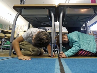 'Great ShakeOut,' World's Largest Earthquake Drill, Helps Millions Prepare for Disaster