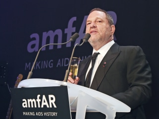 Harvey Weinstein Threatened amfAR Board Over 'Sex Life'