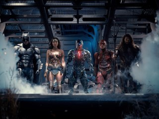 The 'Justice League' movie's greatest sin is reducing Wonder Woman to a sidekick