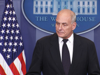 Defending Trump, Gen. Kelly Opens His Heart About Death of Soldier-Son