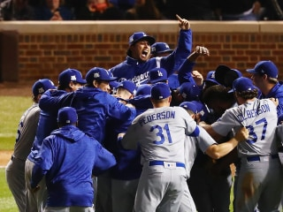 Dodgers Defeat Cubs to Make First World Series Since 1988