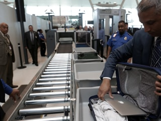 Laptops In Checked Bags Pose Fire And Explosion Risk, FAA Warns