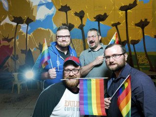 Conservative Iowa City to Host First Gay Pride Festival
