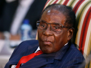 Dismay as Zimbabwe's Robert Mugabe Named World Health 'Ambassador'