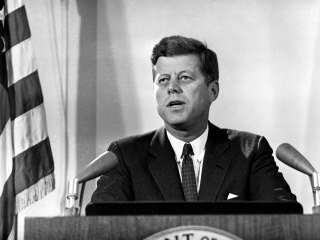 Trump to Allow Classified 'JFK Files' Released Nearly 54 Years After Kennedy's Assassination