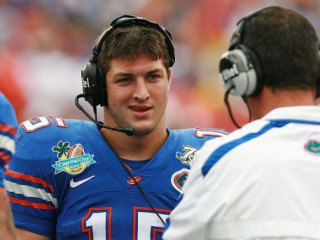 WATCH: Tebow Gives This 36.5-Point Underdog an Epic Pep Talk