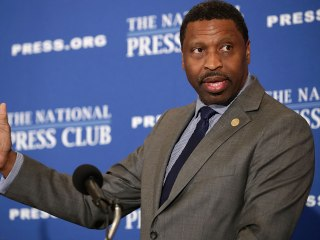 NAACP Names Derrick Johnson as President Amid Time of 'Tremendous Challenge'