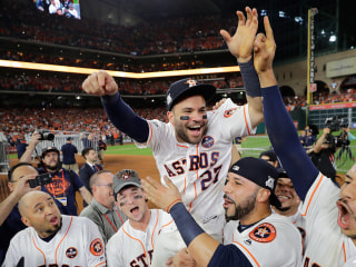 Astros Top Yankees in Game 7 to Reach World Series