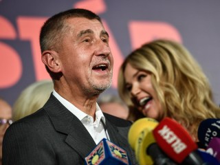 Populist Billionaire Media Mogul Andrej Babis Wins Czech Election