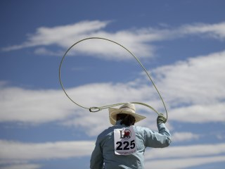 Gay Rodeo Draws Cowboys, Drag Queens to Las Vegas