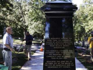 More Than 1,110 Black Residents Buried in Unmarked Graves Memorialized in Georgia