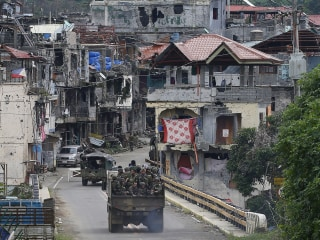 Philippines Declares End in Months-Long ISIS Siege of Marawi