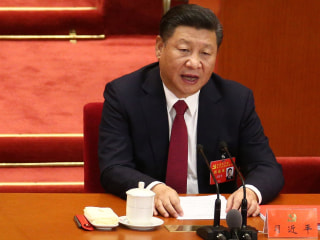 Xi Jinping Becomes China's Most Powerful Leader in Decades