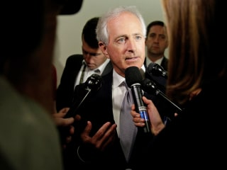 First Read's Morning Clips: Corker's Senate decision looms