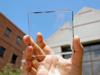 See-Through Solar Panels Will Put Untapped Energy to Work