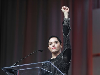 Rose McGowan Vows to Keep Fighting Sexual Misconduct in Hollywood