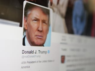 Is this the man who shut down Donald Trump's Twitter account?