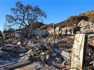 Fickle Wildfires Mean Some Wineries Reopen While Others Will Take Years to Rebuild