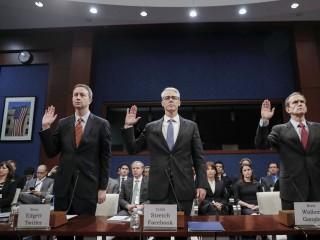 Congress Ratchets Up Pressure on Facebook, Twitter, Google