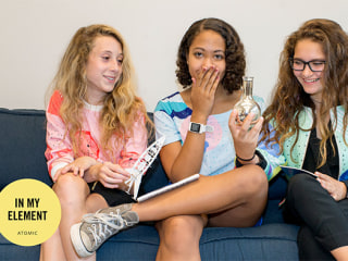 A Scientist-Turned-Designer Wants to Teach Girls to Wear Scientific Curiosity on Their Sleeves