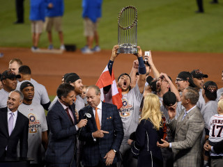 Houston Astros Win First World Series Crown