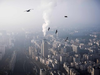 Alarming Rise in CO2 Levels Looms Over Global Climate Change Summit